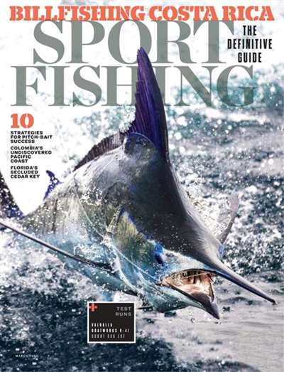 Sport Fishing Magazine Subscription Canada