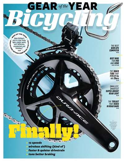 Bicycling Magazine Subscription Canada