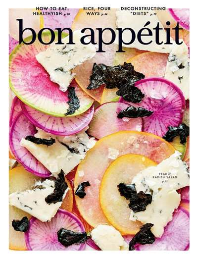 Bon Appetit Magazine Subscription Canada