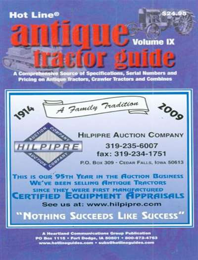 Antique Tractor Guide Magazine Subscription