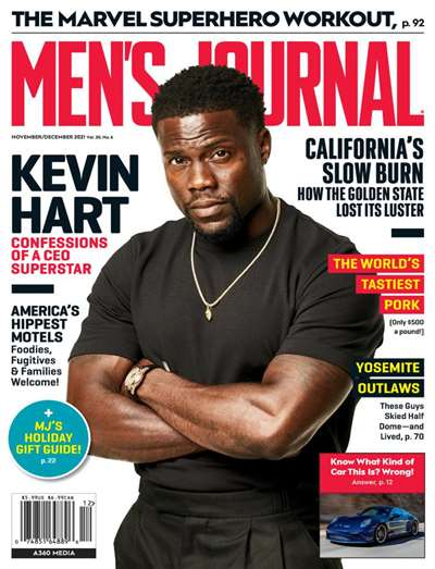 Mens Journal Magazine Subscription Canada