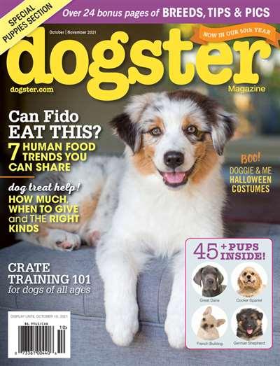 Dogster Magazine Subscription Canada