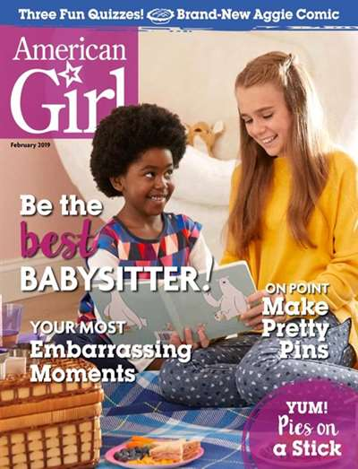 American Girl Magazine Subscription