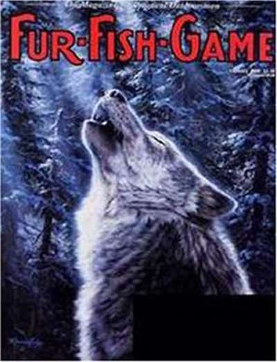 Fur Fish & Game Magazine Subscription