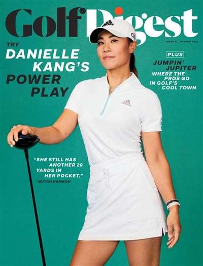 Golf Digest Magazine Subscription Canada
