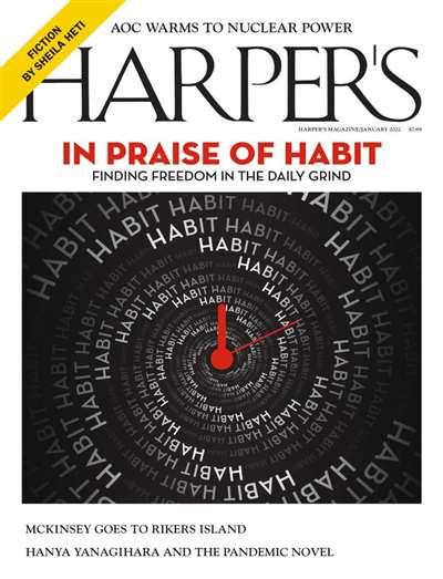 Harper's Magazine Subscription