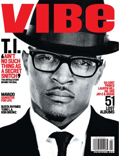 Vibe Magazine Subscription