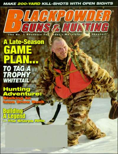 Black Powder Guns & Hunting Magazine Subscription Canada