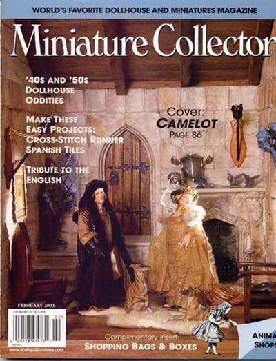 Miniature Collector Magazine Subscription