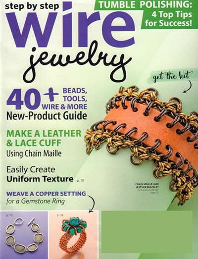 Step By Step Wire Jewelry Magazine Subscription Canada