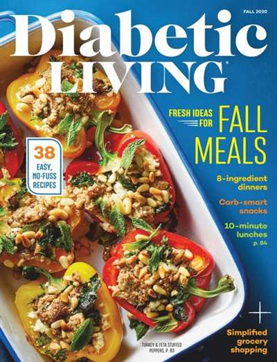 Diabetic Living Magazine Subscription Canada
