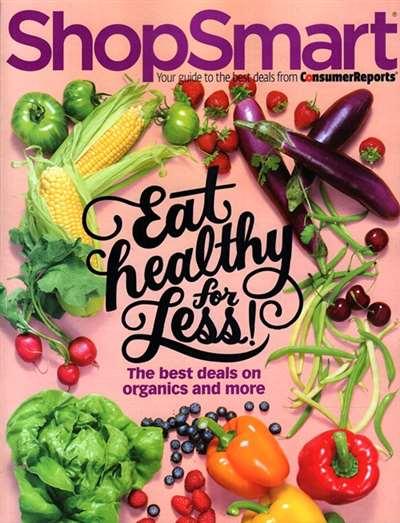 Shopsmart Magazine Subscription