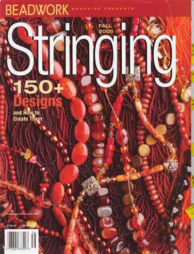 Stringing Magazine Subscription