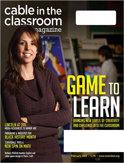 Cable In The Classroom Magazine Subscription Canada