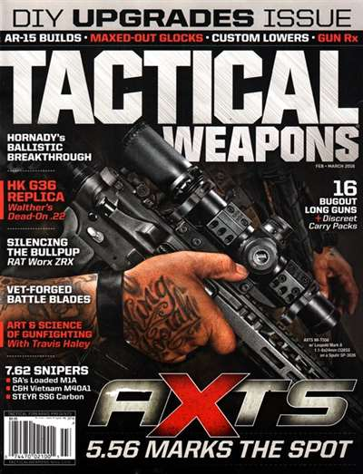 Tactical Life Magazine Subscription