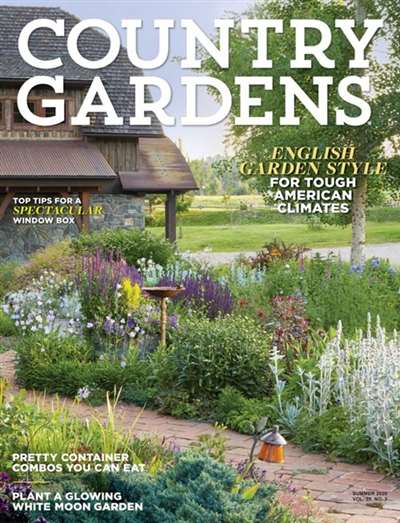 Country Gardens Magazine Subscription Canada