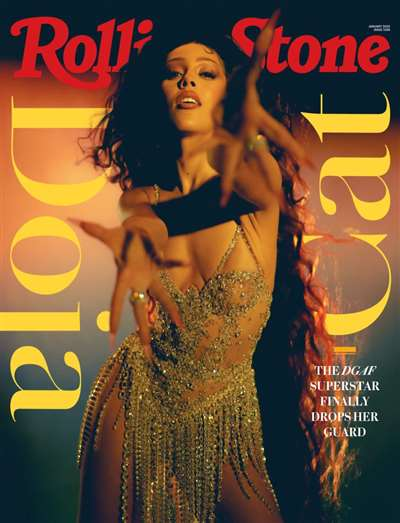 Rolling Stone Magazine Subscription