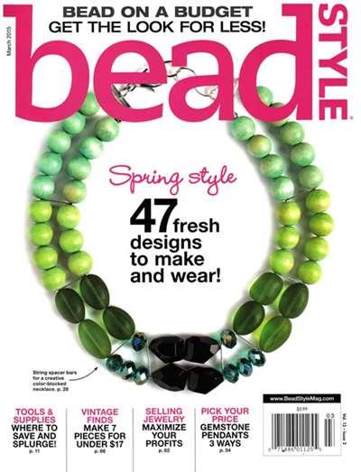 Bead Style Magazine Subscription Canada