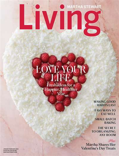 Martha Stewart Living Magazine Subscription Canada