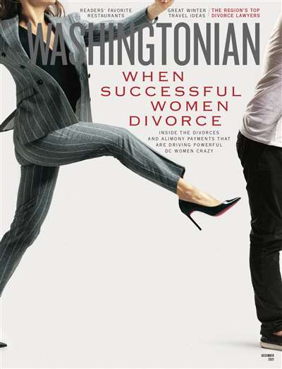 Washingtonian Magazine Subscription