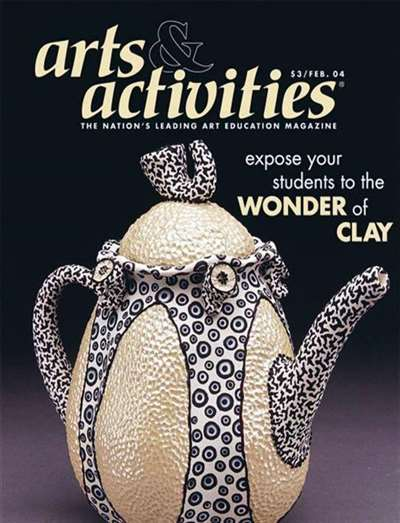 Arts & Activities Magazine Subscription