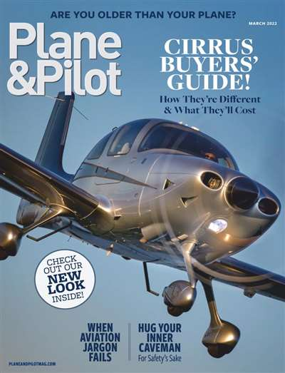 Plane And Pilot Magazine Subscription