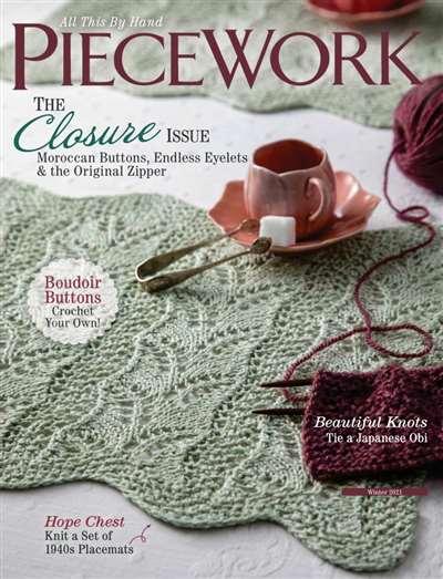 Piecework Magazine Subscription