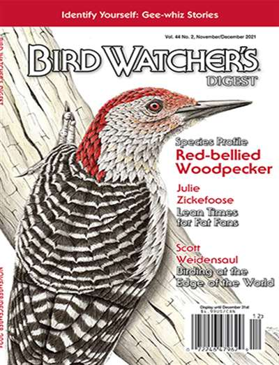 Bird Watcher's Digest Magazine Subscription Canada
