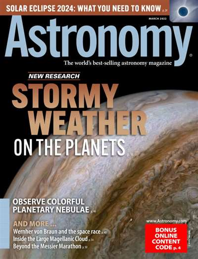 Astronomy Magazine Subscription Canada
