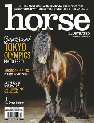 Horse Illustrated Magazine Subscription Canada