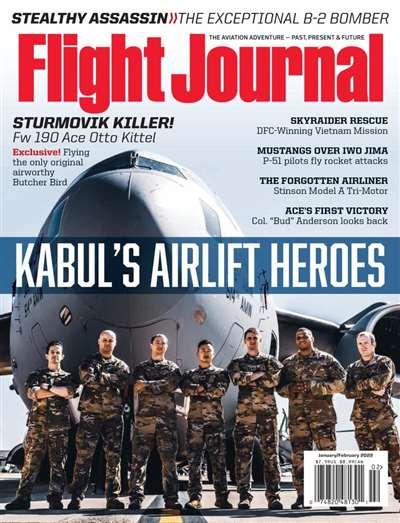 Flight Journal Magazine Subscription Canada