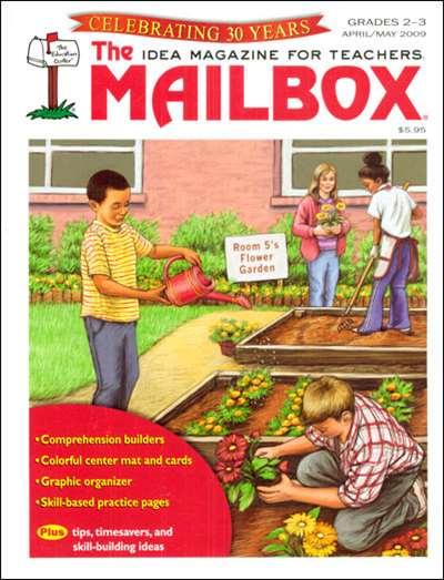 Mailbox-Kindergarten Magazine Subscription