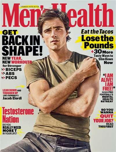 Mens Health Magazine Subscription Canada