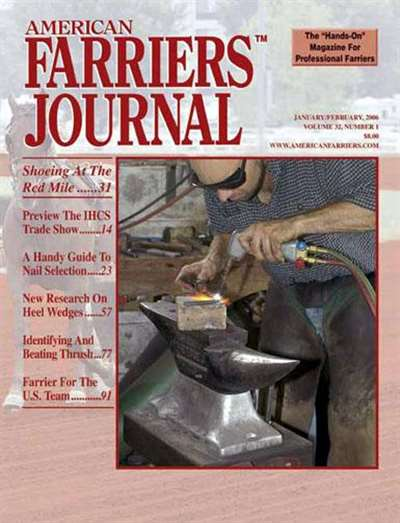 American Farriers Journal Magazine Subscription Canada