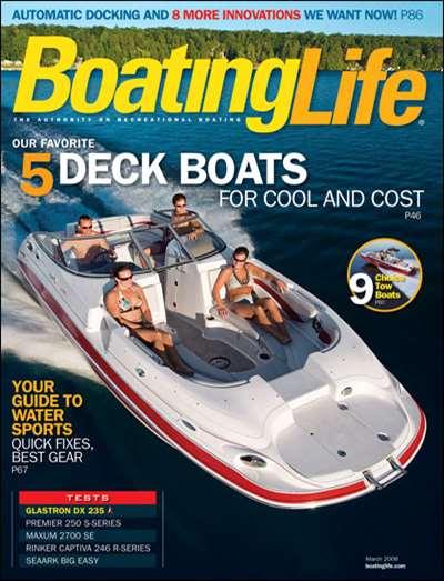 Boating Life Magazine Subscription Canada
