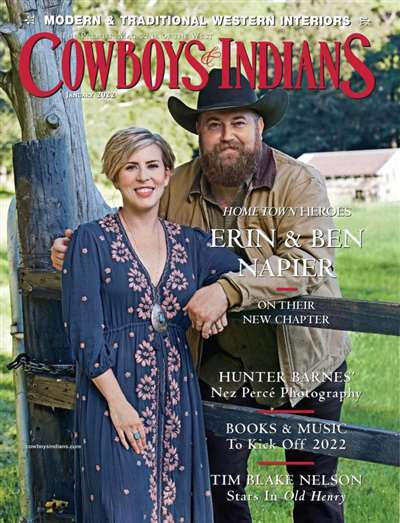 Cowboys & Indians Magazine Subscription Canada