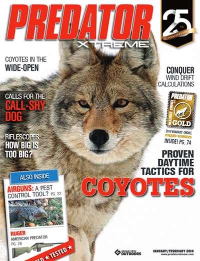 Predator Xtreme Magazine Subscription