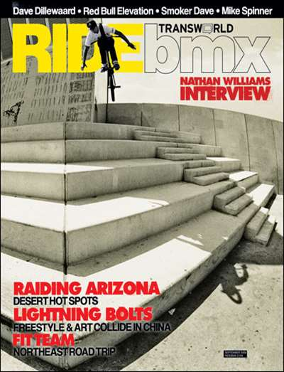 Transworld Ride Bmx Magazine Subscription