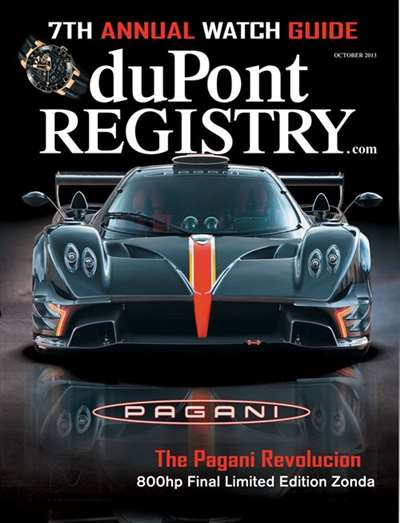 Dupont Registry Fine Autos Magazine Subscription Canada