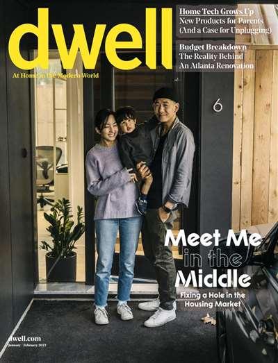 Dwell Magazine Subscription Canada