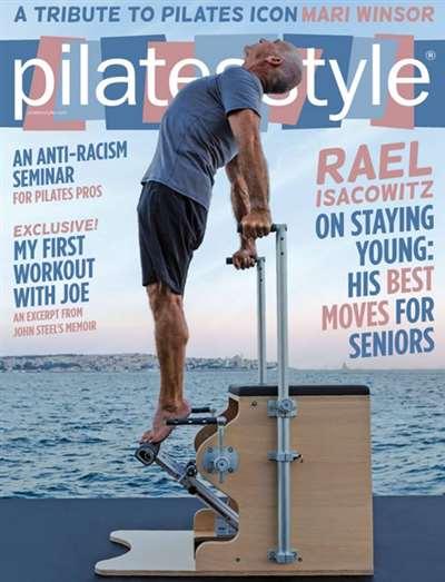 Pilates Style Magazine Subscription