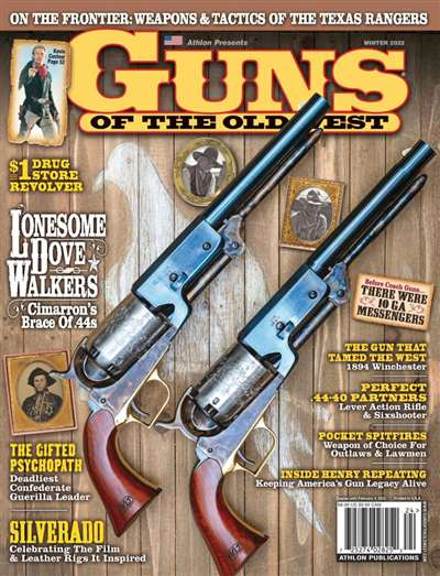 Guns Of The Old West Magazine Subscription