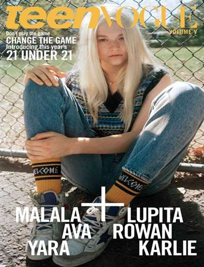 Teen Vogue Magazine Subscription