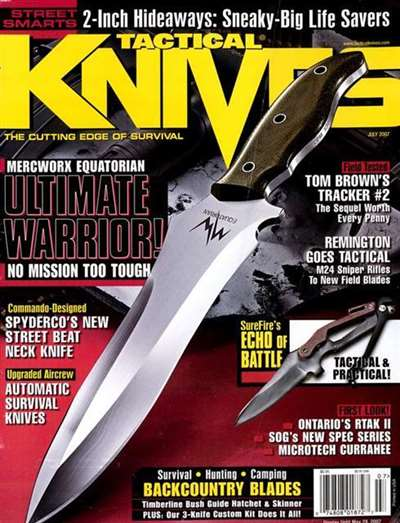 Tactical Knives Magazine Subscription