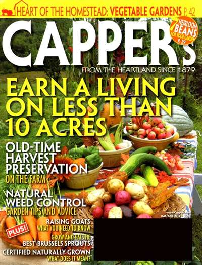 Capper's Magazine Subscription