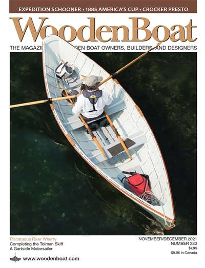 Wooden Boat Magazine Subscription
