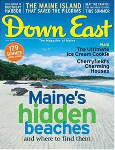 Down East Magazine Subscription United States