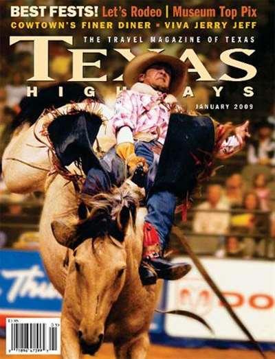 Texas Highways Magazine Subscription