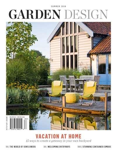 Garden Design Magazine Subscription