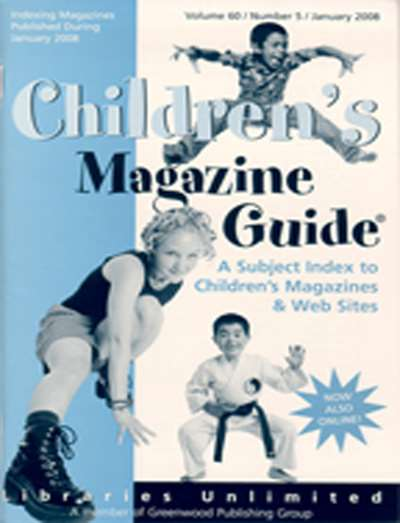 Childrens Magazine Guide Subscription